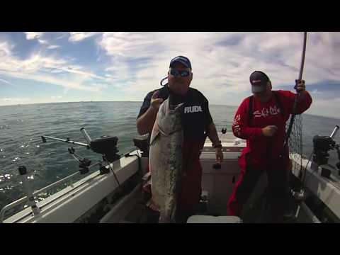 Salt Patrol - Fishing At Westport WA Fall Salmon Fishing