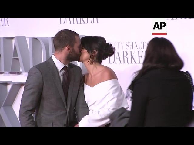 Jamie Dornan - Fifty Shades Darker London Premiere