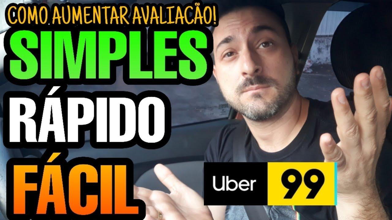 SIMPLES, FÁCIL e RÁPIDO como melhorar sua nota/AVALIAÇÃO na Uber em tempos de pandemia