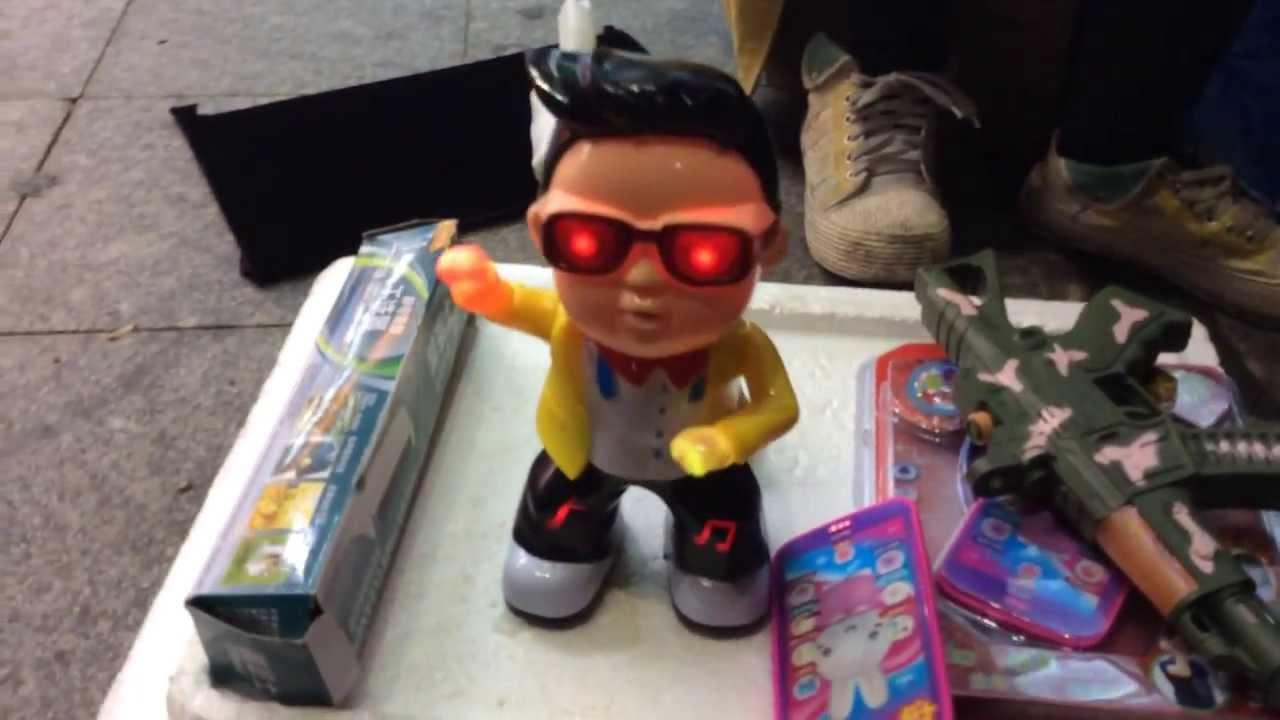 Street Toys of China - YouTube