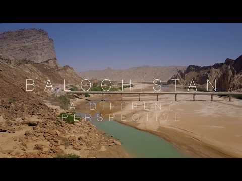 Drone Video Gawadar Balochistan