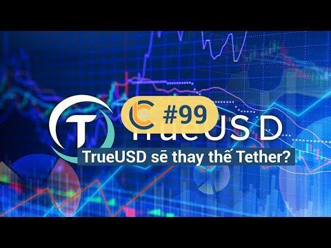 #99 - TrueUSD lên Binance / Vitalik muốn rời bỏ Ethereum? / OKEx CEO qua Huobi
