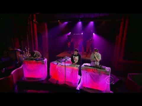 Animal Collective - Summertime Clothes (05/07/09 - Letterman) HD