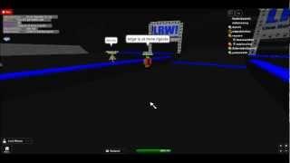 LRW- Live Roblox Wrestling