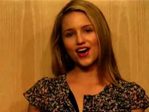 Glee Auditions: Dianna Agron is Over the 'Moon'