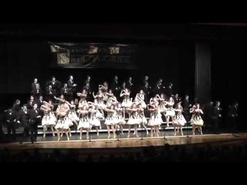 Johnston Iowa Innovation Show Choir 2-28-15