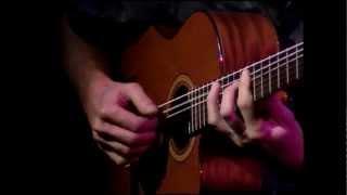 Jean Marie Ecay en direct guitare espagnole (live) Bras dessus, bras dessous 2000