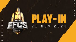 Free Fire Continental Series - Americas Series | Play-Ins