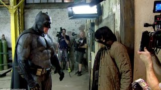 Batman  Bruce Wayne Batman v Superman Behind The Scenes Subtitles