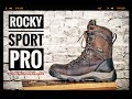Rocky Sport Pro Insulated [ The Boot Guy Reviews ]