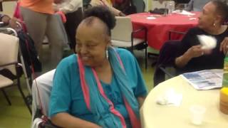 October Birthdays Celebrated 10/22/15 at 900 Grand Concourse Wellness Center