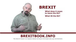 What is Brexit | Brexit Lawsuit? | Brexit Help - Satirical Lawyer Video(What is Brexit. You have questions. We have answers - sort of. Loosely based on Lawyer ads, sit back and watch this simple video. Please Subscribe: ..., 2016-07-01T01:41:44.000Z)
