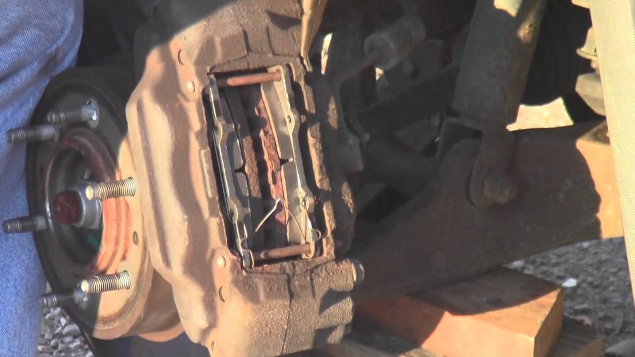 HUMMER H8 8 Front Brakes R+R | hummer h3 brake pads