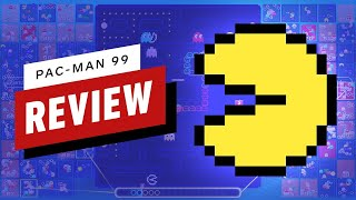 Pac-Man 99 Review (Video Game Video Review)