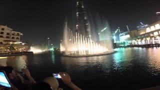Dubai Singing Fountain