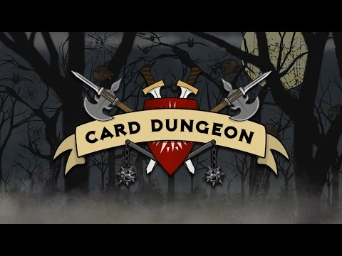 Card Dungeon (by Playtap Games, LLC) - Universal - HD Gameplay Trailer