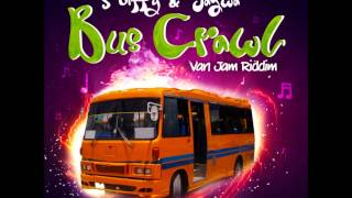 Jagwa & Stiffy - Bus Crawl [Road Mix] (Van Jam Riddim) 2015 Soca
