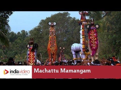Machattu Mamangam festival, Kerala