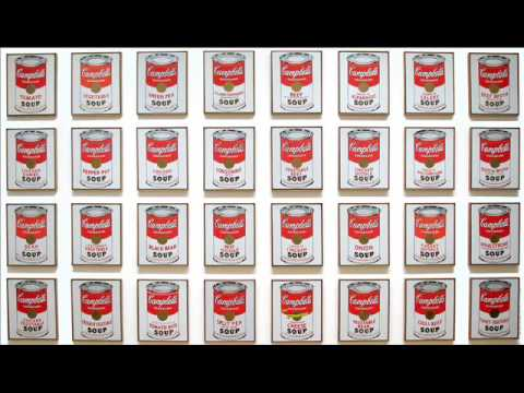 Art Bros: Campbell's Soup Cans (Andy Warhol)