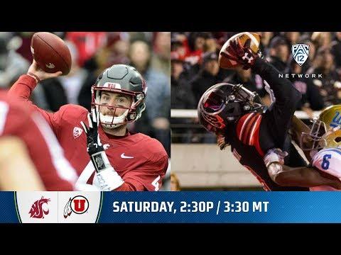 Utah-Washington State football game preview