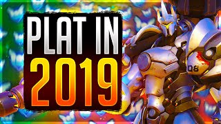The Plat Experience in 2019 (Overwatch Funny Moments)