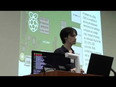 Randall Jordan - The Raspberry Pi