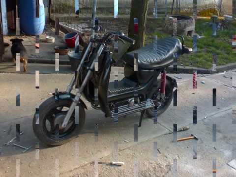 simson sr50 tuning by jocika youtube. Black Bedroom Furniture Sets. Home Design Ideas