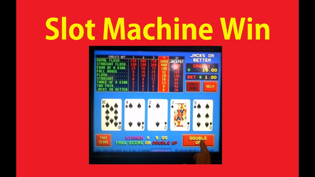 Poker Machine Payouts