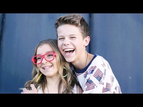 Treat You Better Cover by Danielle Cohn ft. Case Walker