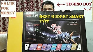 KODAK 32HDXSMART Pro  32 Inch  Smart TV  Unboxing & overview// Best Budget Smart TV