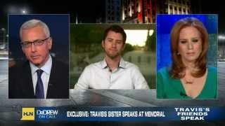 Dr Drew on Call Creepy Jodi Arias at Travis Alexander Memorial Service