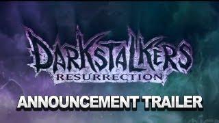 Follow Darkstalkers Resurrection @ IGN.com for more updates http://go.ign.com/Qn1iip Capcom's Darkstalkers series returns with Darkstalkers Resurrection, ...