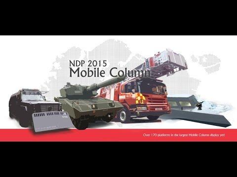 Singapore Military Strength 2015