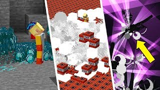 23 Ways to Break Minecraft, and Have Fun Doing It