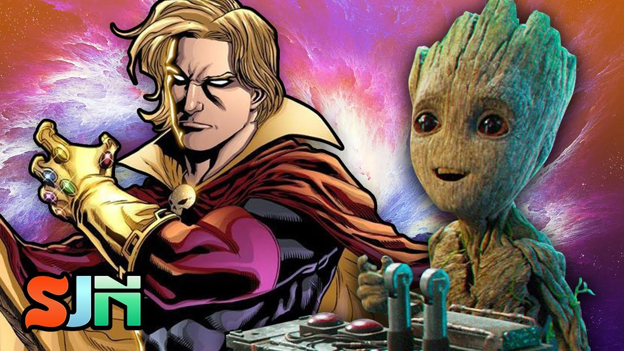Adam Warlock in Guardians of the Galaxy Vol. 3?!