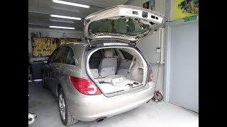 Брава арналған жүксалғыш арналған Mercedes R - Жөндеу