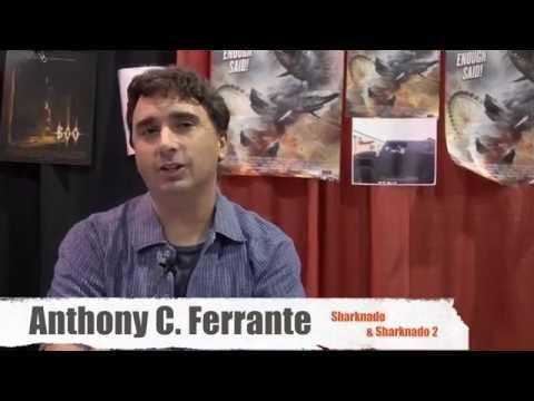 Getting Fuzzy with Sharknado's Anthony C. Ferrante