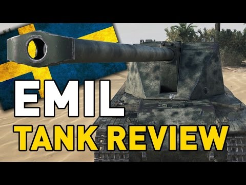World of Tanks || Emil - Tank Review