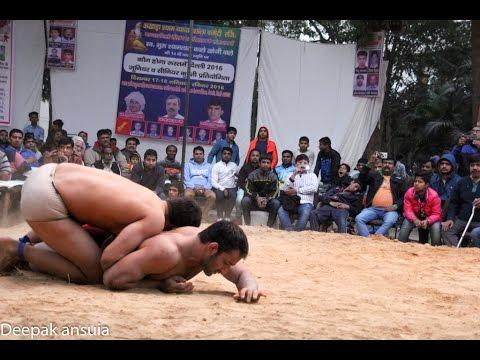 Rahul Vs Mohit -  Rustam E Dilli Dangal 2016