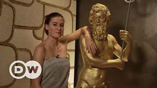 Almanya'nın çıplak sauna kültürü - DW Türkçe