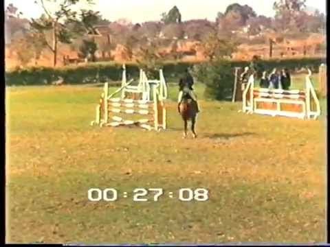 1987 Zambia   Lusaka, Derby, CHL, part 1, Paddock, Welcome, Jumpoff, Nathalie, by HabariSalam, VHS54