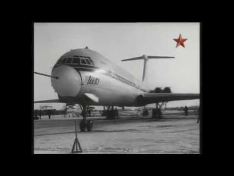 Wings of Russia Commercial aviation of USSR, subtitle