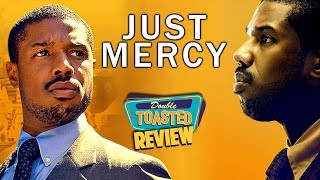 JUST MERCY MOVIE REVIEW 2019 | Double Toasted