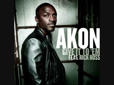 Akon feat  Rick Ross)   Give it to Em  (NEW AKONIC OFFICIAL TRACK) [www keepvid com]
