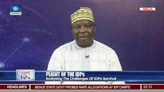 Plight Of The IDPs: Analysing Challenges Of IDPs Survival