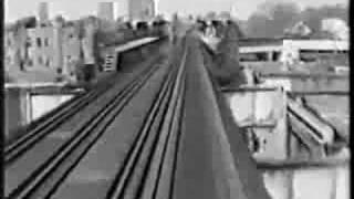 MBTA Orange Line Elevated 1/2