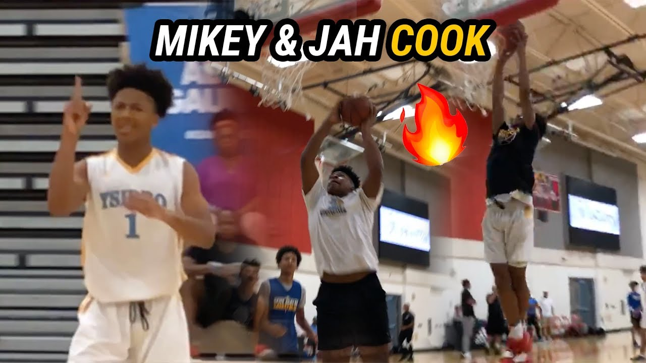 8th-graders-mikey-williams-jahzare-jackson-ball-out-vs-high-school-team-mikey-drops-24