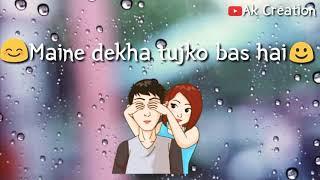 Sab Dhundhala Dhundhla Laage,Tujhpe Hi Focus Hai. LYRICS EDITING YARYANN MUSIC :!