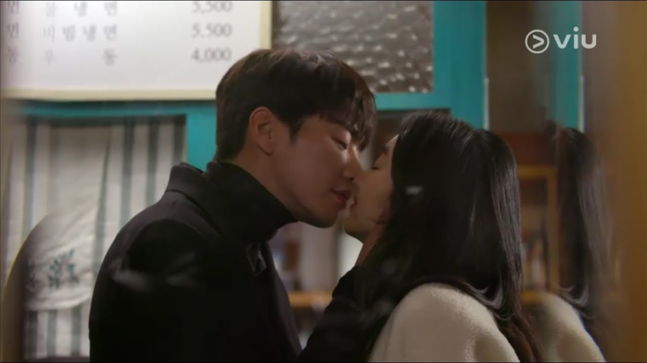 6 Beautiful K-Drama Kiss Scenes That Nearly Restored Your ...