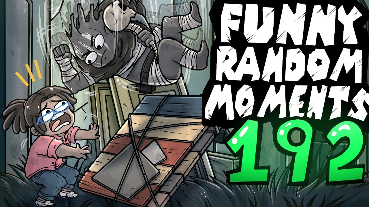 Dead by Daylight funny random moments montage 192